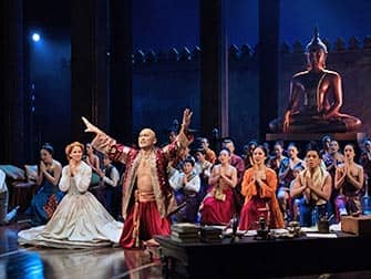 The King and I on Broadway - Cast