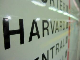 Day Trip to Boston from New York - Harvard