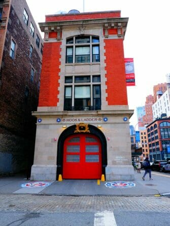 New York TV and Movie Sites Tour - Ghostbusters