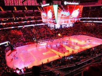 New Jersey Devils -liput - Ottelu