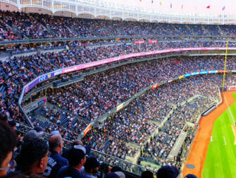 New York Yankees Tickets Audience