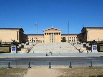 New York to Amish Country, Philadelphia and Washington D.C. 2-day trip - Philadelphia Museum of Art
