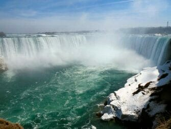 New York to Niagara Falls by Plane Day Trip - Niagara Falls