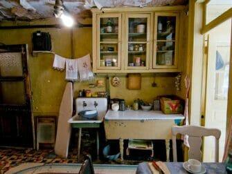 Tenement Museum in New York - Baldizzi Kitchen