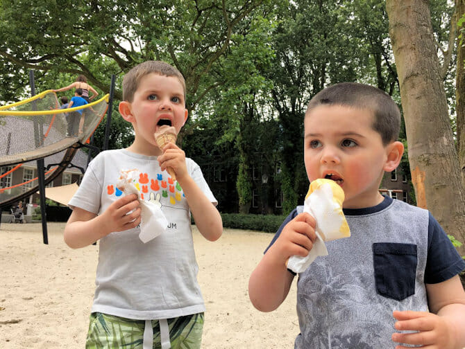 Where to eat with children in New York