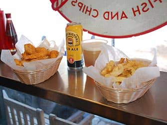The Best Fish and Chips in New York - A Salt and Battery