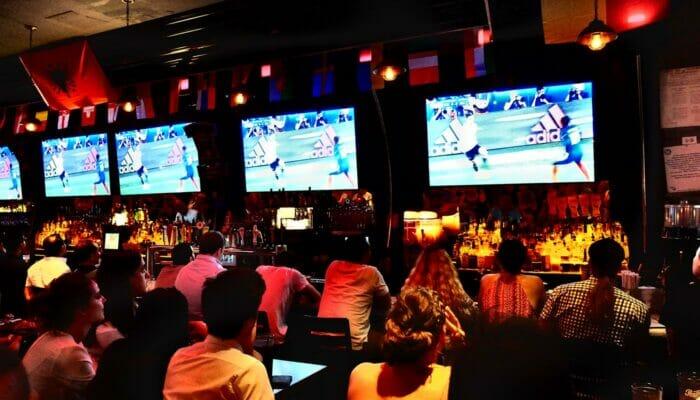 Tonic Bar in New York - interior