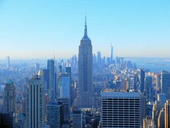 New York Bus Tour and Attractions Discount Package - Empire State