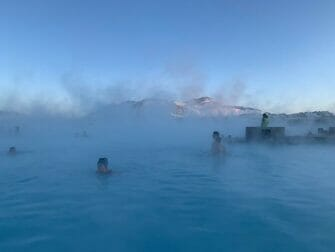 Stopover in Iceland - Blue Lagoon