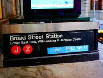 Free Wi-Fi in New York - WiFi at Fifth Avenue Station