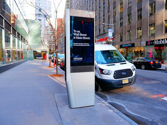 Free Wi-Fi in New York