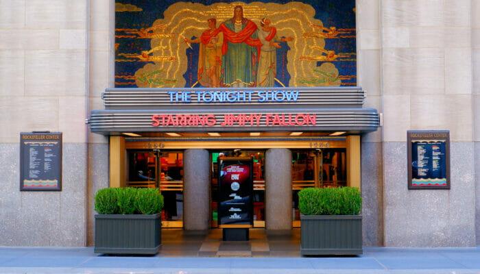 New York TV Shows - Tonight Show