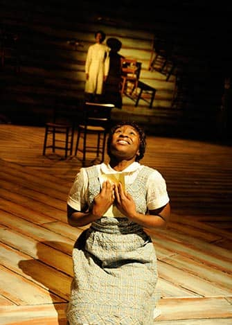 The Color Purple op Broadway - The musical