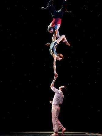 Cirque du Soleil in New York Tickets - Acrobats