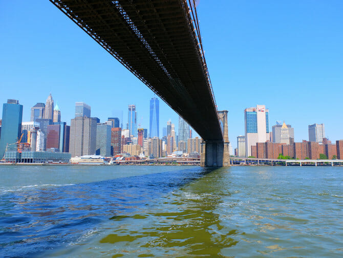 Circle Line: Landmarks and Brooklyn Cruise - Brooklyn Bridge