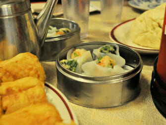 Chinatown and Little Italy Food Tour - Dim Sum