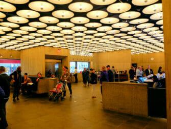 The Met Breuer in New York - Entrance