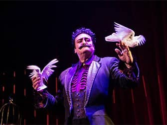 The Illusionists on Broadway Tickets - Doves
