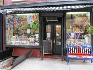 British Food in New York