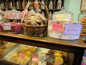 British Food in New York - Alices Tea Cup