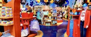 Disney Store on Times Square