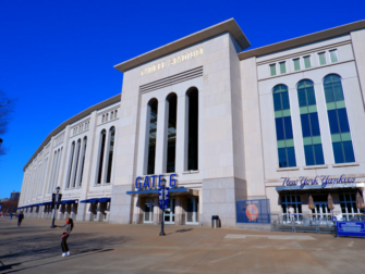 New York on a Budget - Yankees Stadium