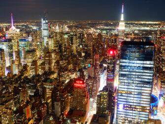 Edge Hudson Yards Observation Deck Tickets Night View