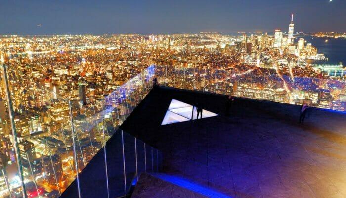 New York Sightseeing Day Pass - The Edge