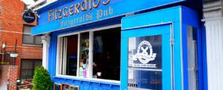 Irish Bars in New York - Fitzgeralds