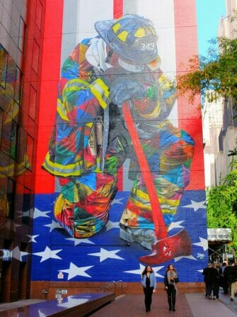 Private Walking Tour in New York - Firefighter