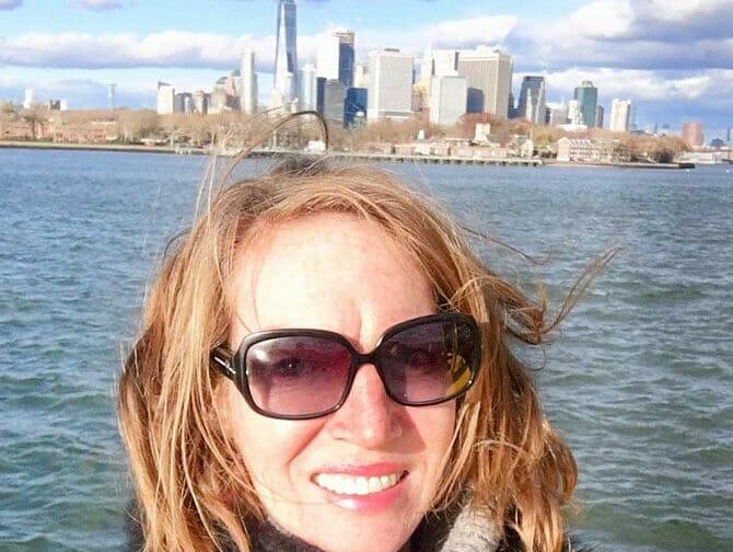 Babysitter in New York - Mirjam