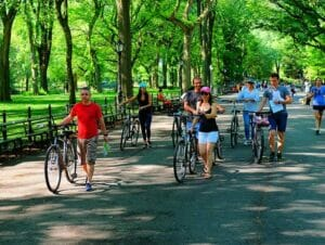 Electronic Bike Tour - New York