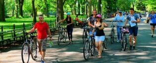 Electronic Bike Tour - New York