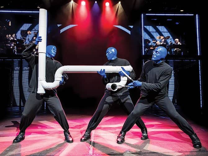 Broadway Musicals for Kids - Blue Man Group