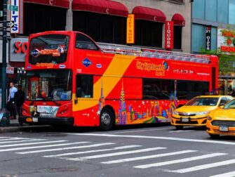 Difference between New York Sightseeing Flex Pass and Sightseeing Day Pass - Hop-on Hop-off Bus