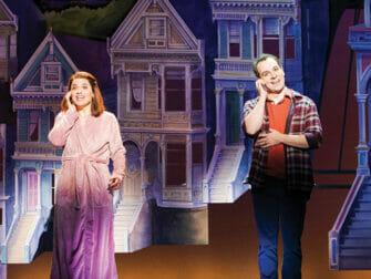 Mrs Doubtfire on Broadway Tickets - Calling