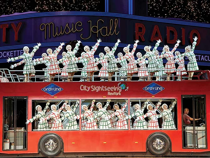 Christmas Shows in New York - Radio City Christmas Spectacular