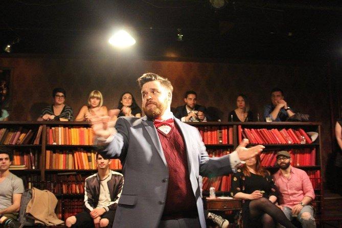 Drunk Shakespeare in New York Tickets - Performance