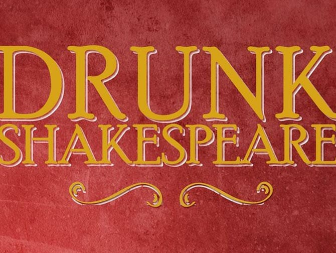 Drunk Shakespeare in New York Tickets