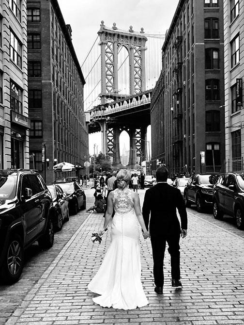 Wedding Photographer in New York - Brooklyn