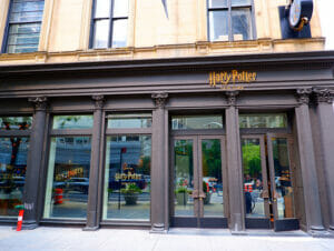 Harry Potter Store in New York