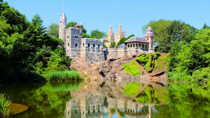 Belvedere Castle in Central Park – Zoom