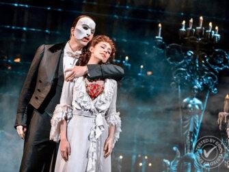 The Phantom of the Opera on Broadway Tickets The Phantom and Christine
