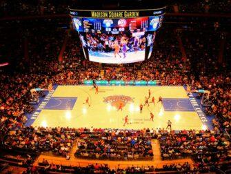 New York Knicks Tickets - Madison Square Garden