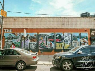 The Bronx Graffiti