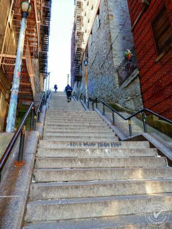 The Bronx Joker Stairs