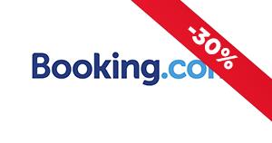 Black Friday - Booking -30