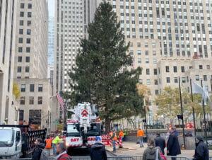 Eric's Blog   Rockefeller Christmas Tree
