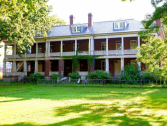 Governors Island in New York - Building