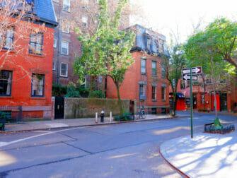Greenwich Village in New York - Street